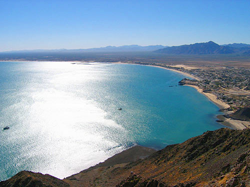 Playa Hawaii San felipe Baja california
