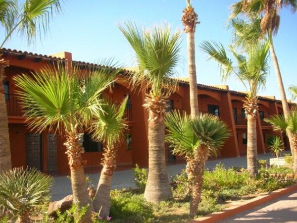 Hotel Cortez San Felipe Baja California Mexico