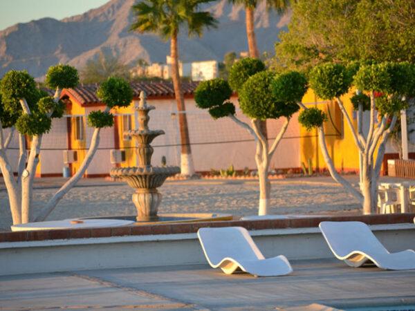 Hotel Las Palmas San Felipe Baja California Mexico