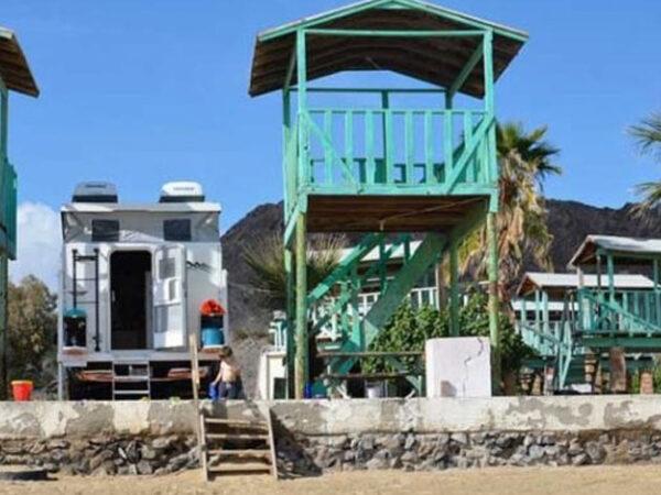 La Palapa RV Camp San Pelipe