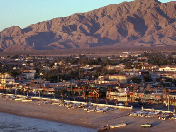 Living in San Felipe Mexico