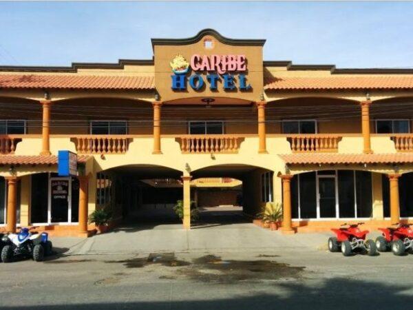 Hotel Caribe San Felipe Baja California
