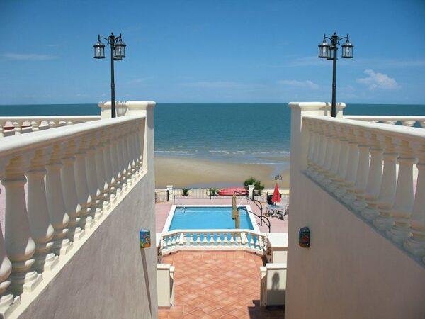 Sand Dollar San Felipe Baja California Beach Resort