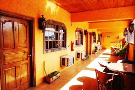 Hotel La Hacienda de la Langosta Roja San Felipe Baja Mexico