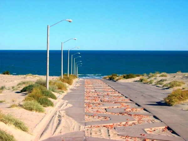 South Beach San Felipe Mexico