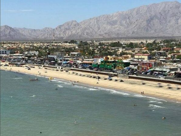 Malecon San Felipe Baja - one of the San Felipe Mexico Attractions