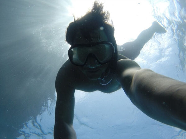 Snorkeling in San Felipe Mexico