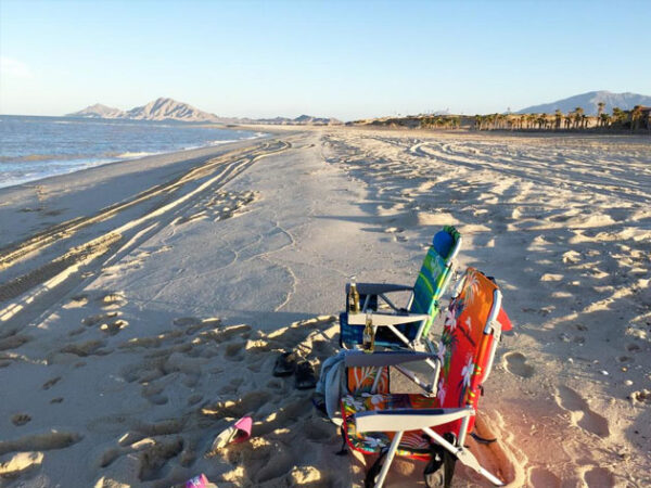 Beachfront San Felipe Mexico Condo Rentals