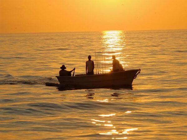 Tony Reyes Fishing Boat Charters
