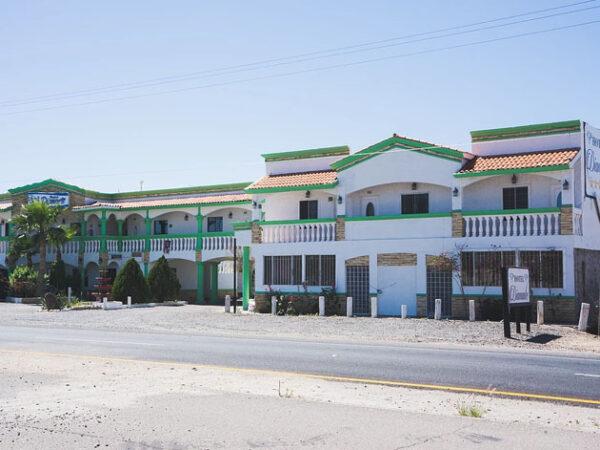 Hotel Diamante San Felipe